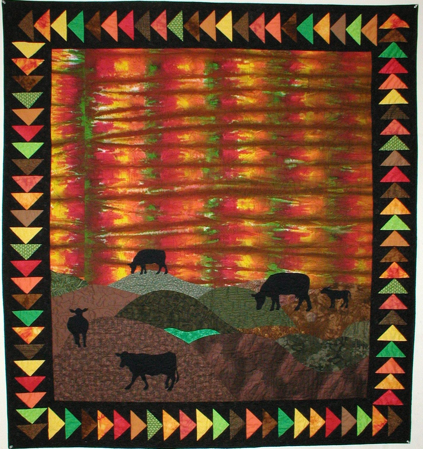 Barnyard Dreams - Quilt