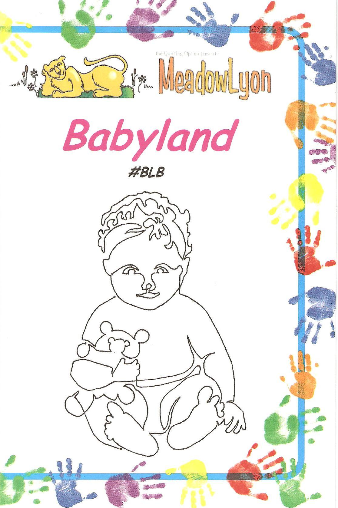 Babyland Block - BLB - Cover