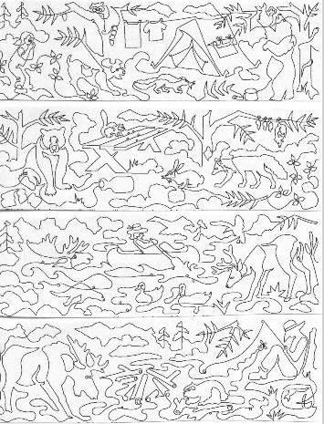 Campout - Pattern