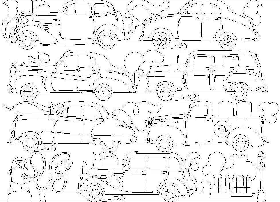 u00bb car classics 8 u2033 pictogram