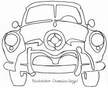 Car Classics Block - CCB - Closeup