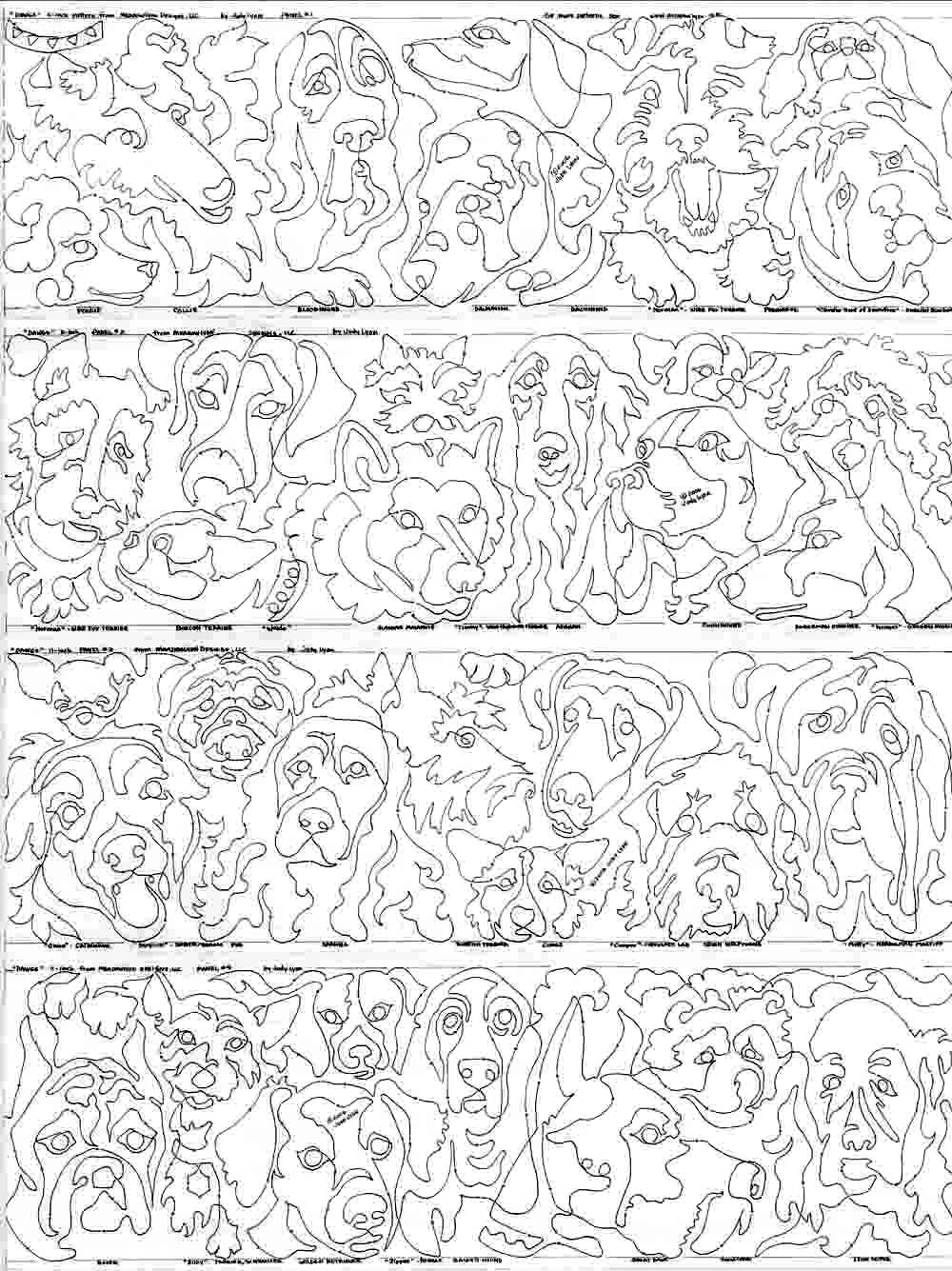 Dawgs – Pattern