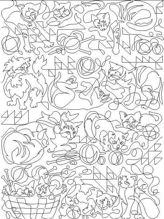 Kitty Cats - Whole
