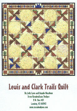 Lewis and Clark Trails - Cover