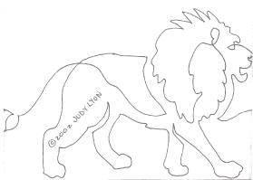 Lions - Border