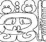 Mayan Glyphs - Closeup