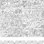 Mayan Glyphs - Whole