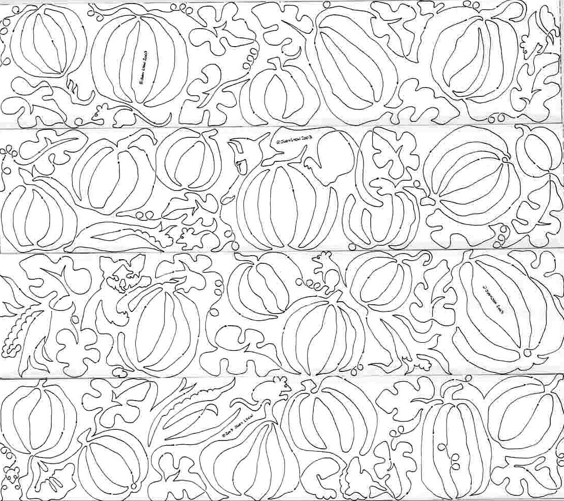 "Pumpkin Patch 8"" - Whole"