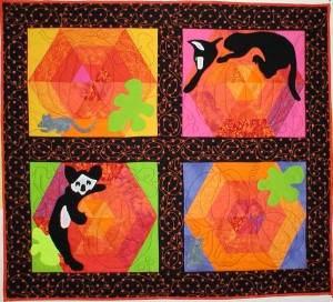 Pumpkin_Kaleidoscope_Quilt_Fullview