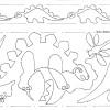 Dino-Babies-w- Buzzy Bee and Stegos sashings