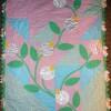 fairy spring quilt for Megan