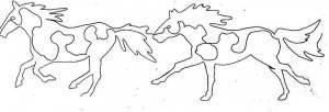 Great Plains - Mustangs