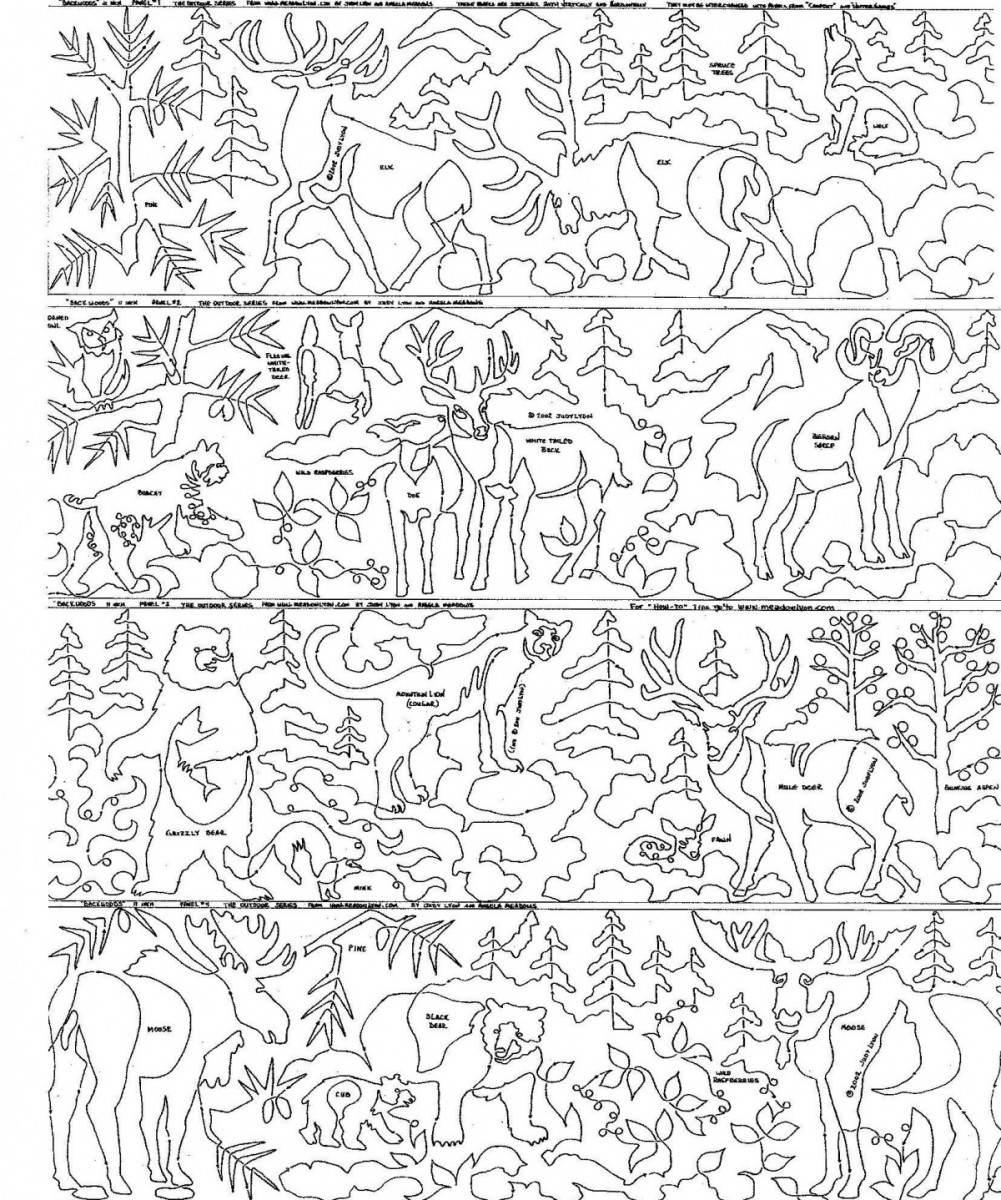 Backwoods 11 Pictogram Meadowlyon Designs