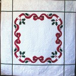holly medallion quilt