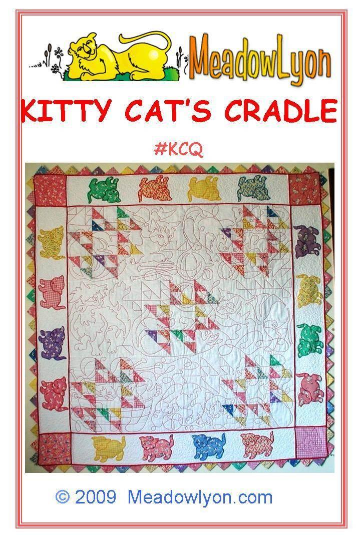 Kitty Cat's Cradle Quilt