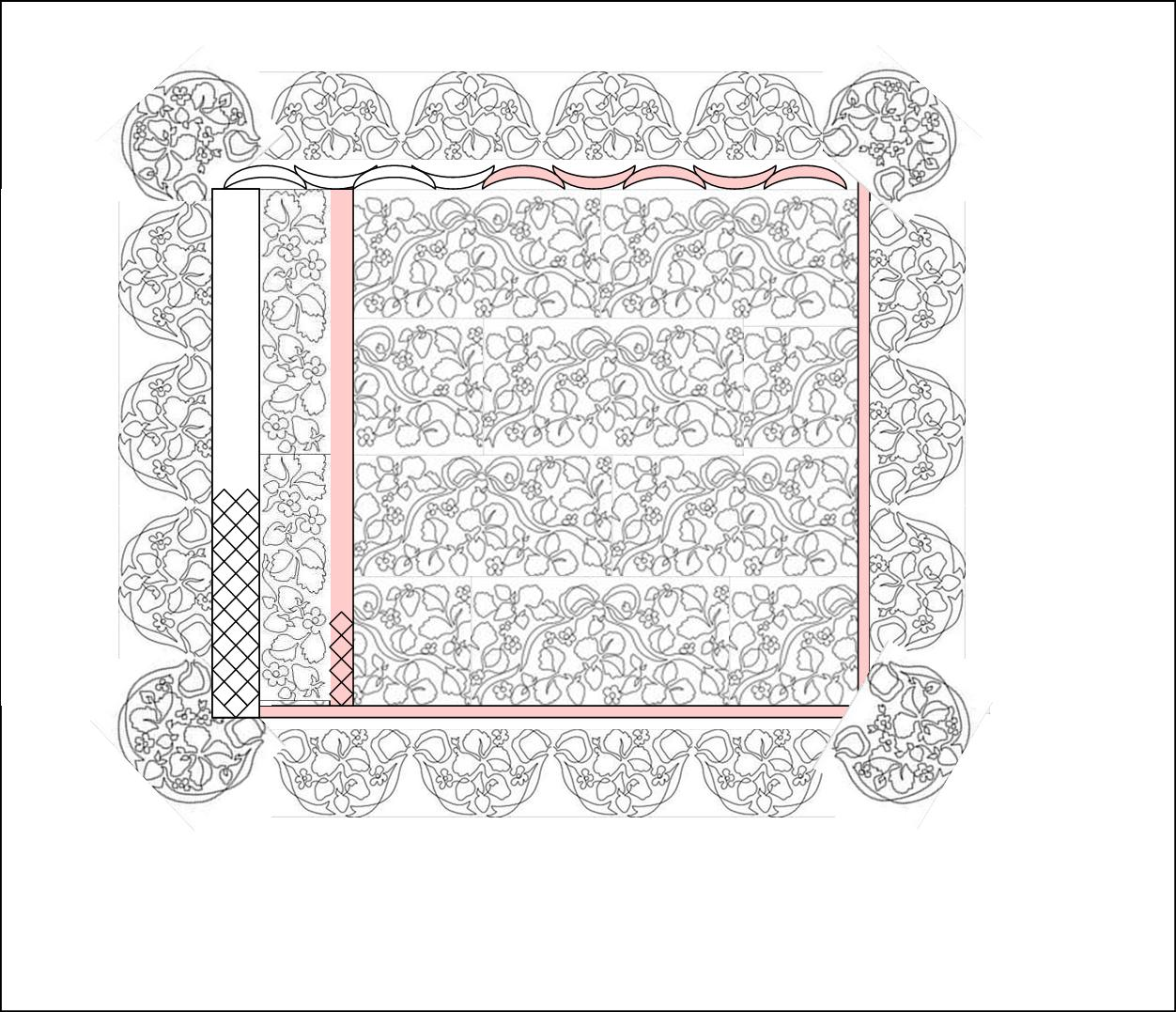 Strawberry Fields Layout