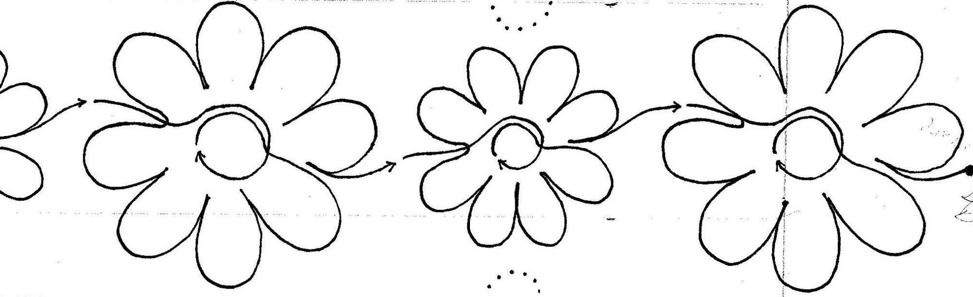 fairy blossoms sashing