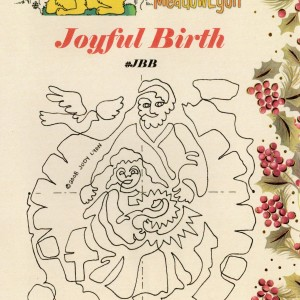 joyful birth new color cover