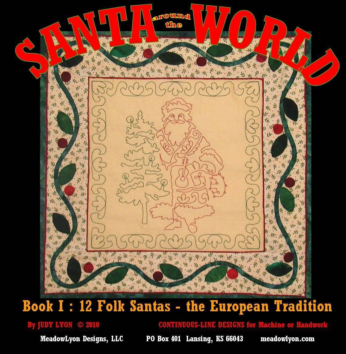 santa world cover book 1