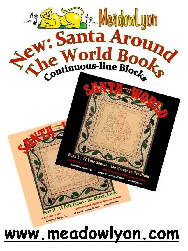 santa books quarter pg ad