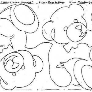 Teddy Bear Parade snippet