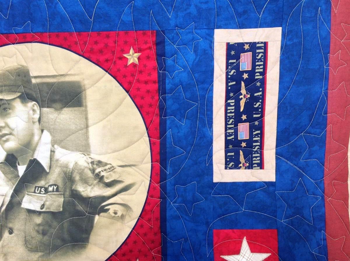 187 Star Banner 10 Edge To Edge Pantograph