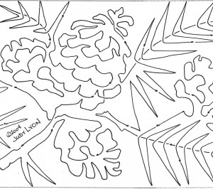 ponderosa pine spray snippet 15